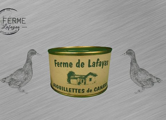 Aiguillettes de canard 210 g
