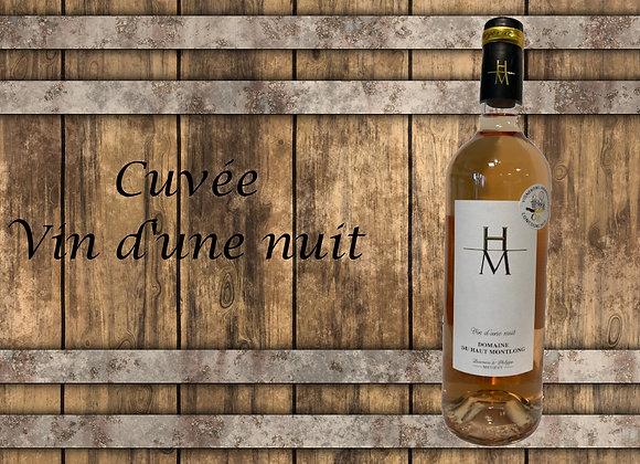 Vin d'une Nuit - Bergerac rosé