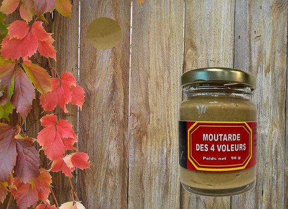 Moutarde des 4 voleurs.