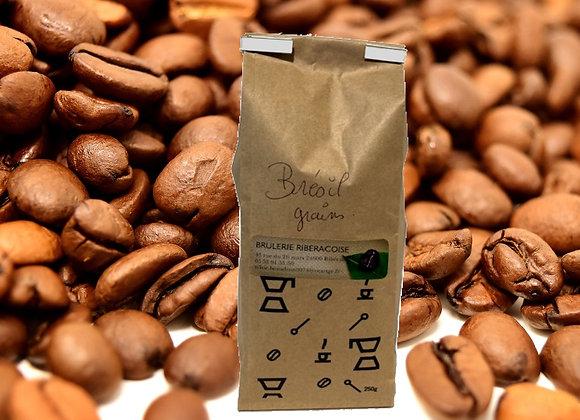 Café du Brésil ( Grain )