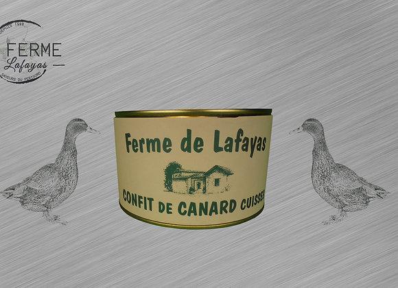 Confit de canard (cuisses) 800 g