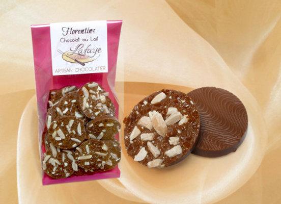 Florentins Chocolat au Lait