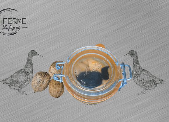 Foie gras de canard entier truffes bocal 130 g