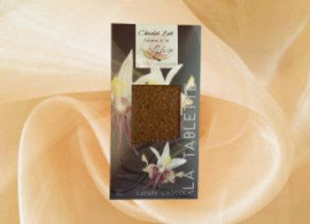 Tablette Chocolat au Lait Caramel / Sel