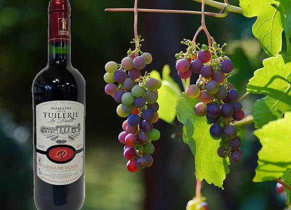 Vin Rouge ( La tuilerie )