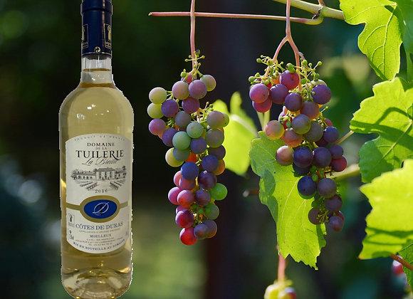 Vin Blanc Moelleux ( La Tuilerie )