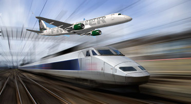 Air-Rail Relationships -> The Race has Begun (In Europe)!