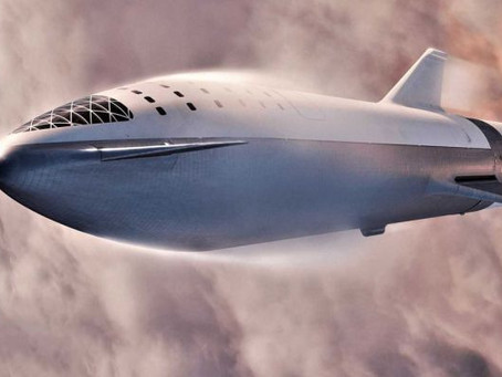 Hypersonic Race - The eyeball vs the swoosh