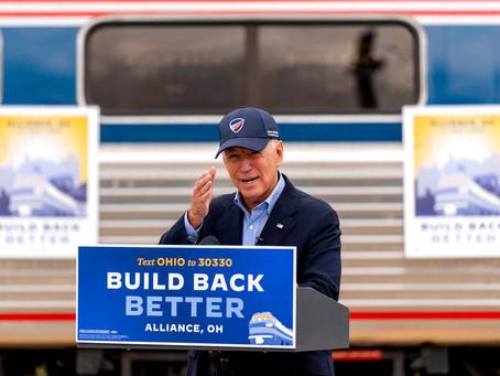 From Amtrak Joe to Hydrogen Power