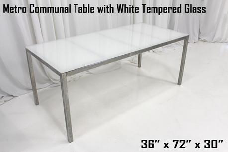 Metro Communal Table