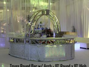 Truss Round Bar with Arch