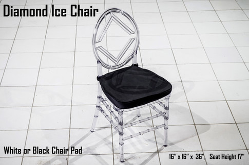 Diamond Ice Chair