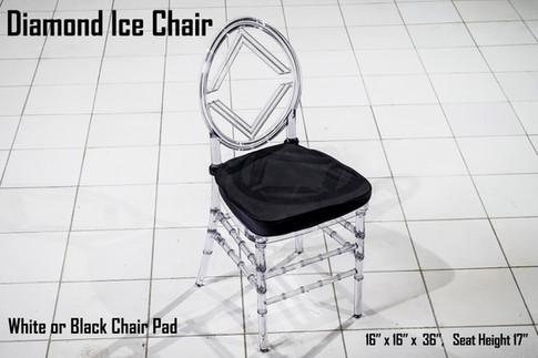 Diamond Ice Chair