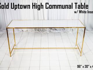 Gold Uptown High Communal Table White Insert.jpg