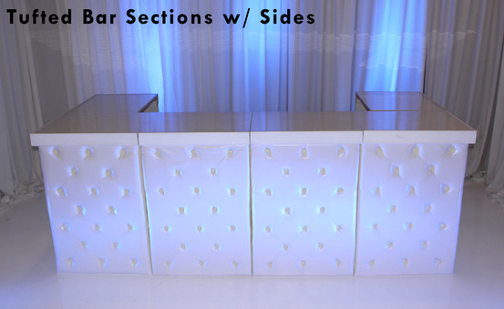 Tufted Bar Sections
