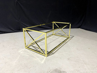 Gold X Series Coffee Table