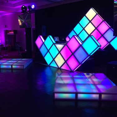 Festival Style DJ Booth