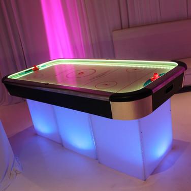 LED Airhockey