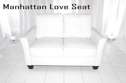 Manhattan Love Seat