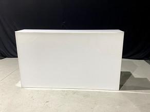Acrylic 6' Ft One Piece Bar
