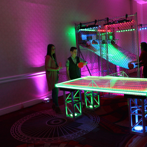 LED Truss Ping Pong