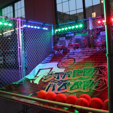 LED Street Hoops