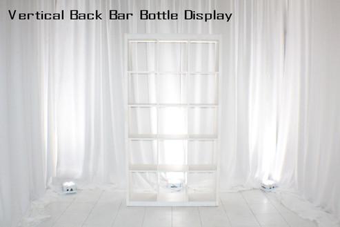 Vertical Back Bar