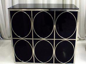 Black Mod Bar - 4Ft.