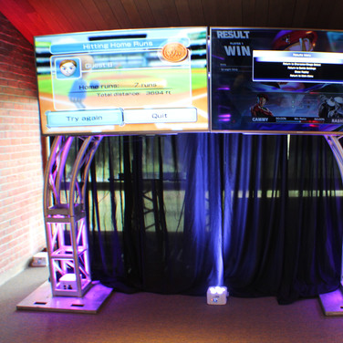 Gaming Station - Arch Truss