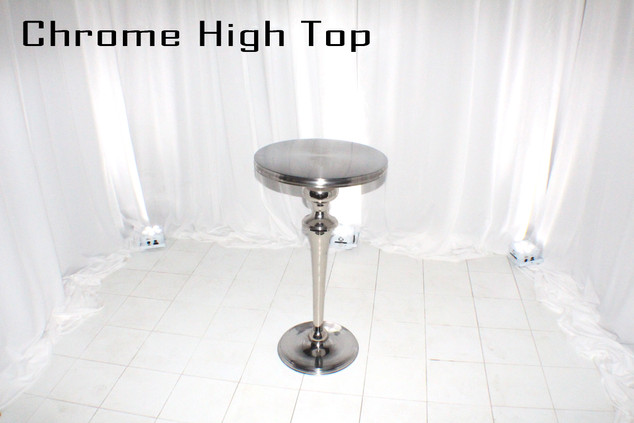 Chrome High Top