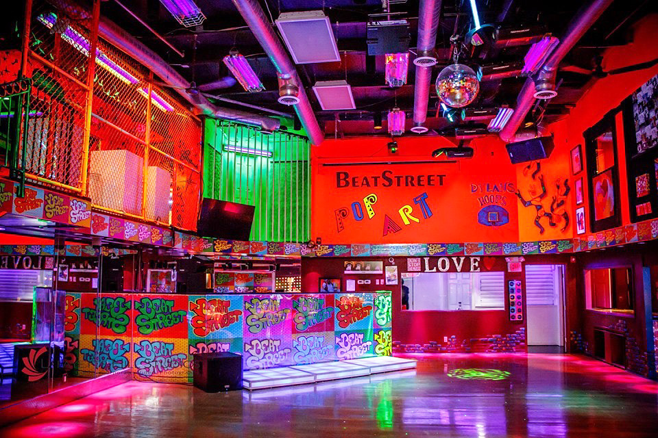 Beat Street Dance Floor