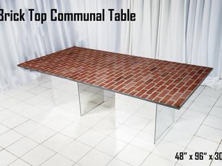 Brick Top Communal Table.jpg