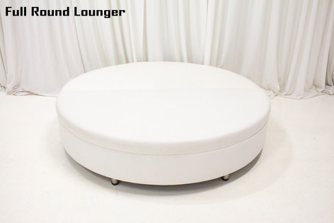 Full Round Lounger