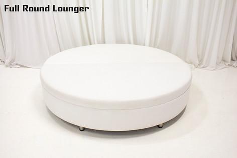 Full Round Lounger