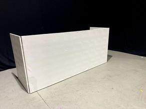 White Gator Skin Bar - 8 Ft.