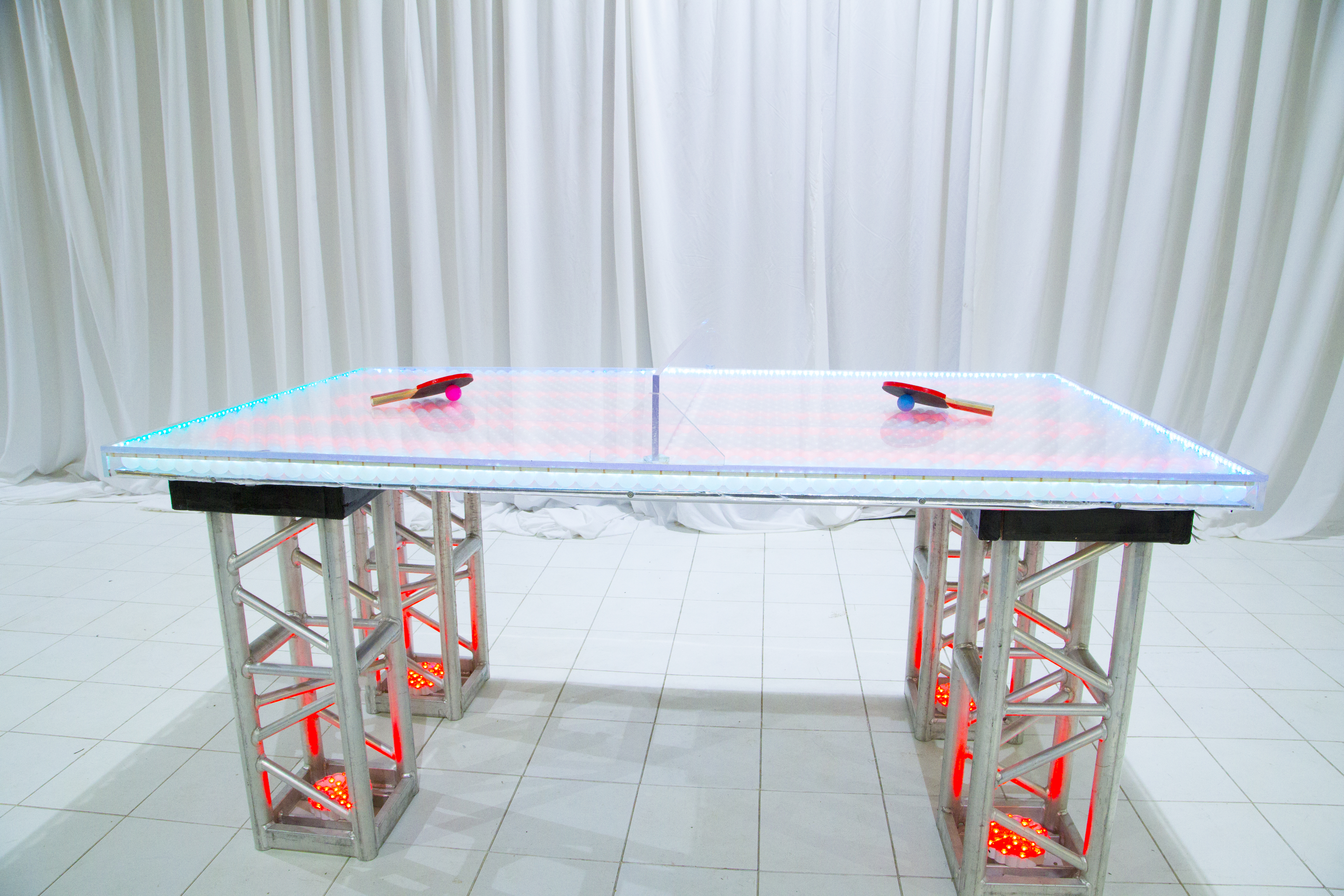 LED Ping Pong Truss