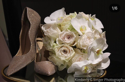 Shoes & Bouquet