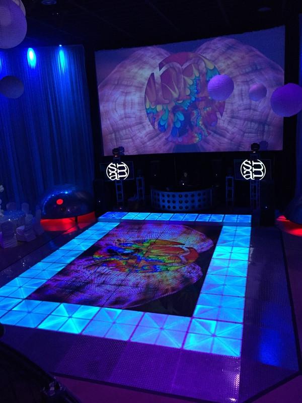 Video Dance Floor
