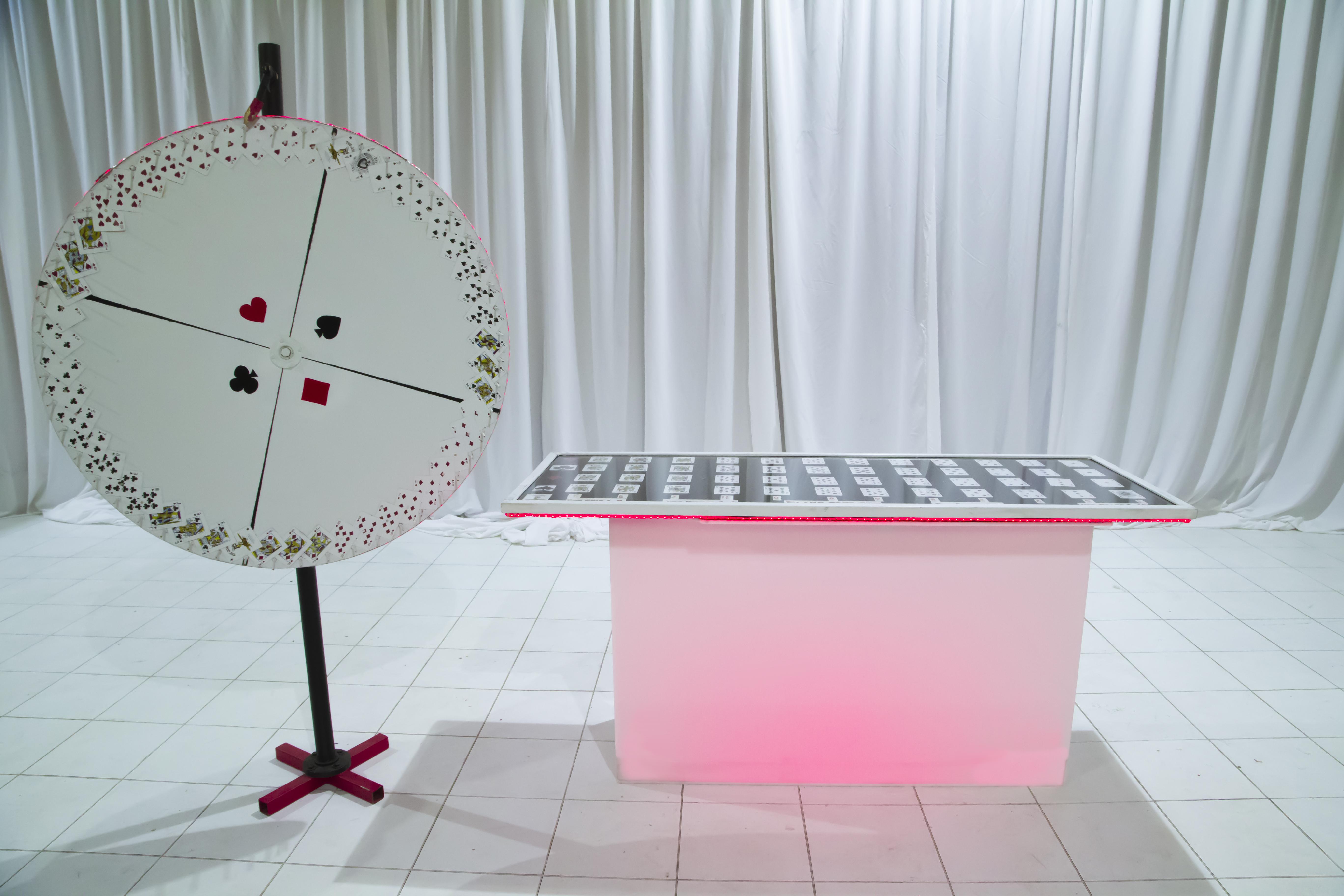 LED Money Wheel