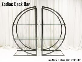 Zodiac Back Bar