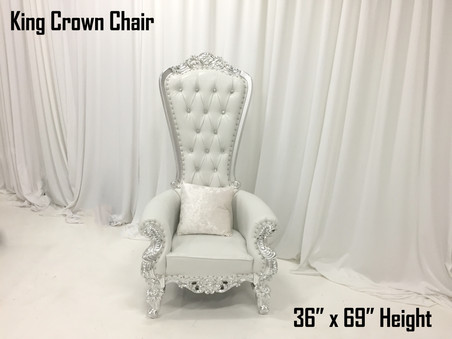 King Crown Chair
