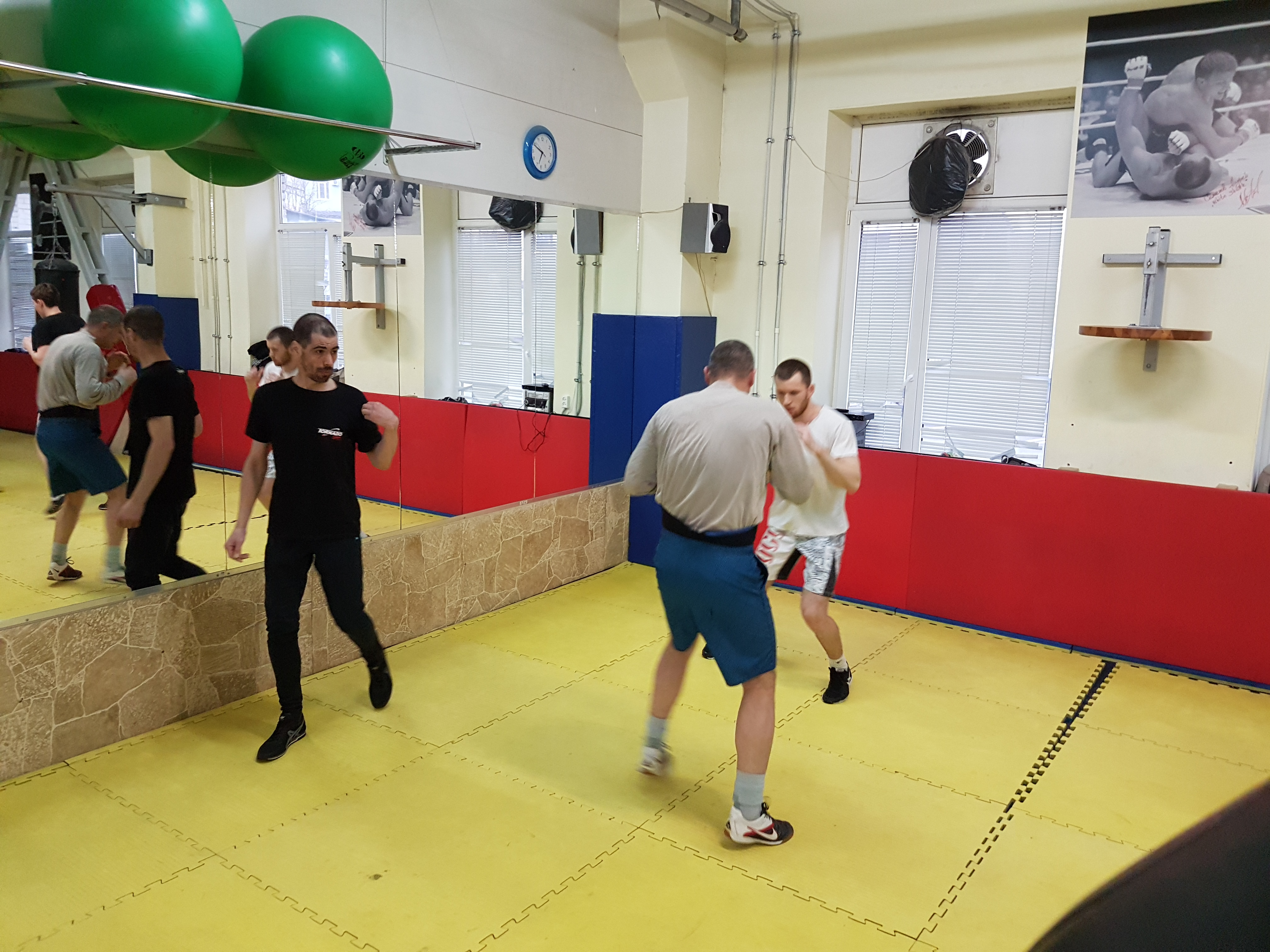 Григор - Инструктор по Боксу