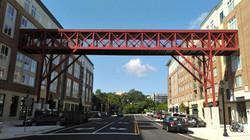 Pedestrian Bridge at The Mark