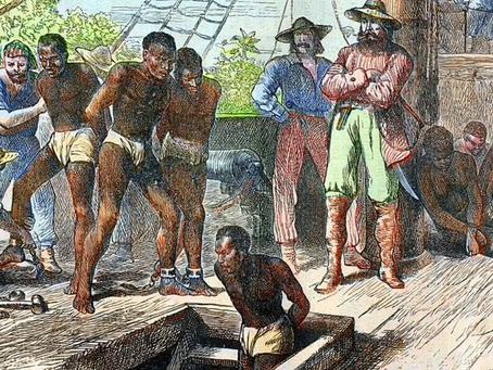 Banzo e depressão - dos escravos brasileiros aos refugiados