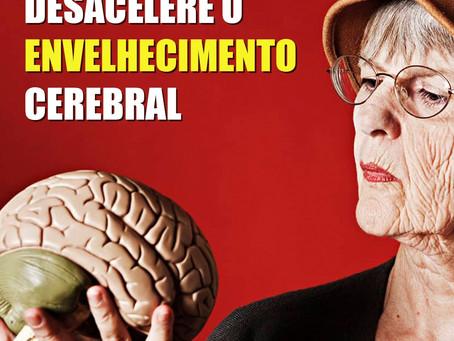 Desacelerando o envelhecimento cerebral