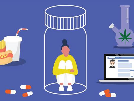 Dependência química e abuso de drogas