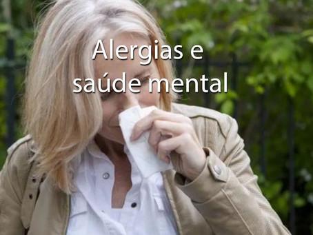 Alérgicos tem mais ansiedade?
