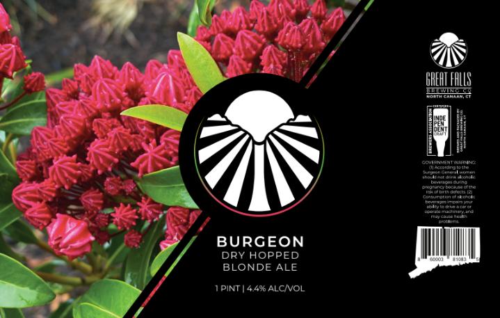 Burgeon Label