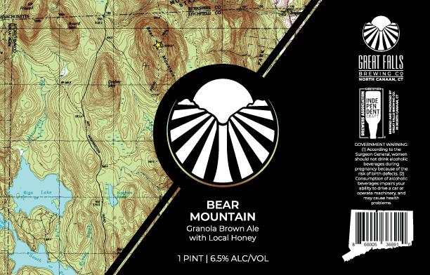 Bear Mountain Brown Label