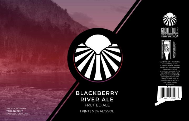 BlackberyRiverAle Label